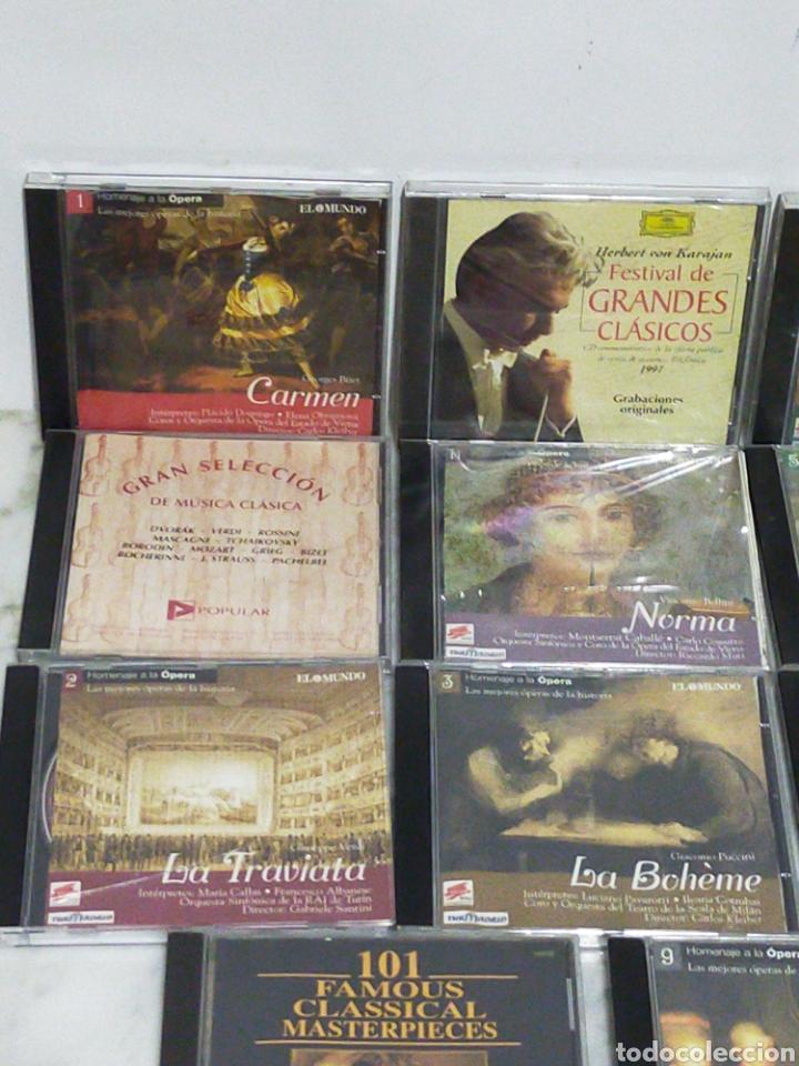 CDs de Música: LOTE CDS MUSICA CLÁSICA - Foto 2 - 213283191