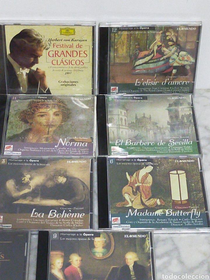 CDs de Música: LOTE CDS MUSICA CLÁSICA - Foto 3 - 213283191
