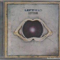 CDs de Musique: LEFTFIELD - LEFTISM / CD ALBUM DE 1995 / MUY BUEN ESTADO RF-7073. Lote 213295815