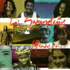 CDs de Música: LOS SABANDEÑOS - 19 NOMBRES DE MUJER - CD ALBUM - 19 TRACKS - MANZANA PRODUCCIONES - AÑO 1998. Lote 213309788