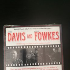 CDs de Música: OUT OF WOODY ALLEN'S NEW ORLEANS JAZZ BAND COMES.. EDDY DAVIS N CONAL FOWKES ( BSOS ALLEN).RARE. Lote 213321188