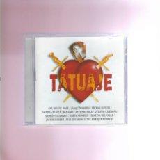 CDs de Música: CD - TATUAJE - CANCIÓN ESPAÑOLA. Lote 213338528
