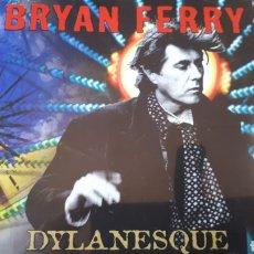 CDs de Música: BRYAN FERRY DYLANESQUE MIEMBRO DE ROXY MUSIC. Lote 213403180
