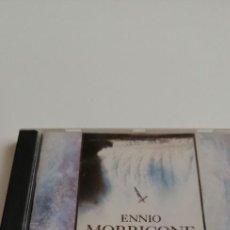 CDs de Música: M-2 CD MUSICA ENNIO MORRICONE THE MISSION. Lote 232665928