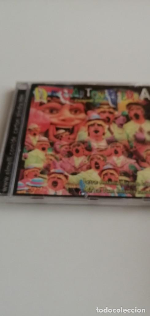 G-21 CD MUSICA CARNAVAL DE CADIZ CORO DE CARTON PIEDRA NUEVO PRECINTADO (Música - CD's Otros Estilos)
