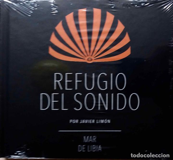 JAVIER LIMON.REFUGIO DEL SONIDO. MAR LIBIA. ALMUDENA GRANDES. VARGAS LLOSA.SERRAT. JULIAN ROJAS...CD (Música - CD's World Music)