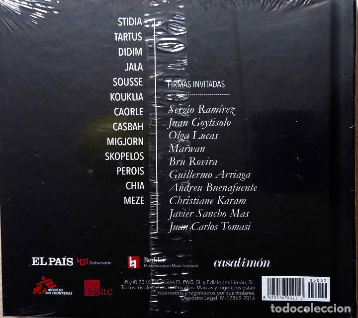 CDs de Música: JAVIER LIMON. REFUGIO DEL SONIDO.MAR ADRIATICO. JUAN GOYTISOLO.BUENAFUENTE. BRU ROVIRA...CD - Foto 2 - 213446195