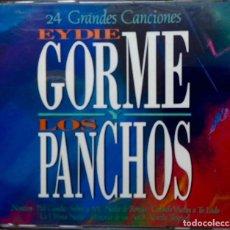 CDs de Música: EYDIE GORME Y LOS PANCHOS. 24 CANCIONES. DOBLE CD CAJA GRUESA CON LIBRETO. Lote 213458788