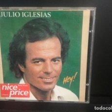 CDs de Música: CD - MUSICA - JULIO IGLESIAS ?– HEY! COLUMBIA 1980 PEPETO. Lote 213501848
