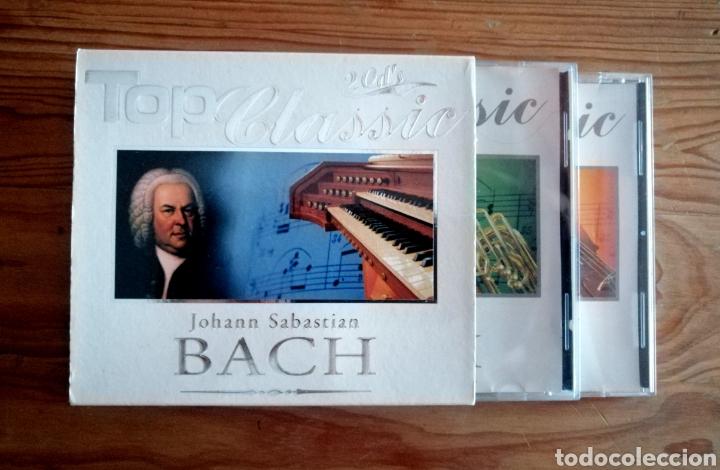 BACH - (Música - CD's Clásica, Ópera, Zarzuela y Marchas)