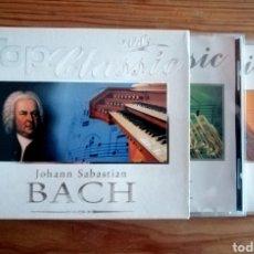 CDs de Música: BACH -. Lote 262992765