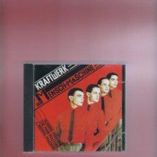 CDs de Música: CD - KRAFTWERK - MENSCH-MASCHINE. Lote 213621241