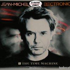 CDs de Música: JEAN-MICHEL JARRE, ELECTRONICA 1, THE TIME MACHINE, CD. Lote 213651341