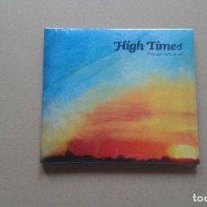 CDs de Música: HIGH TIMES - FINS QUE SURTI EL SOL CD DIGIPACK 2014 REGGAE. Lote 213661426