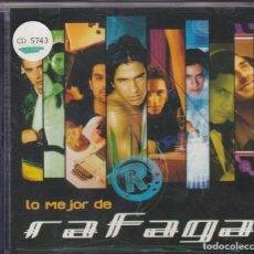 CDs de Música: LO MEJOR DE RAFAGA / BEST OF - CD. Lote 213694935