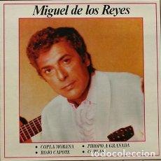 CDs de Música: MIGUEL DE LOS REYES - CD. Lote 213696700