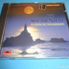 CDs de Música: JAMES LAST / STILL WIE DIE NACHT / POLYDOR / CD. Lote 213707235