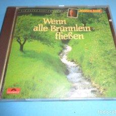 CDs de Música: JAMES LAST / WENN ALLE BRUNNLEIN FLIEBEN / POLYDOR / CD. Lote 213707335