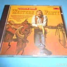 CDs de Música: JAMES LAST / WESTERN PARTY / POLYDOR / CD. Lote 213707672
