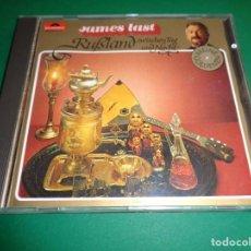 CDs de Música: JAMES LAST / RUSSLAND ZWISCHEN TAG UND NACHT / POLYDOR / CD. Lote 213708828