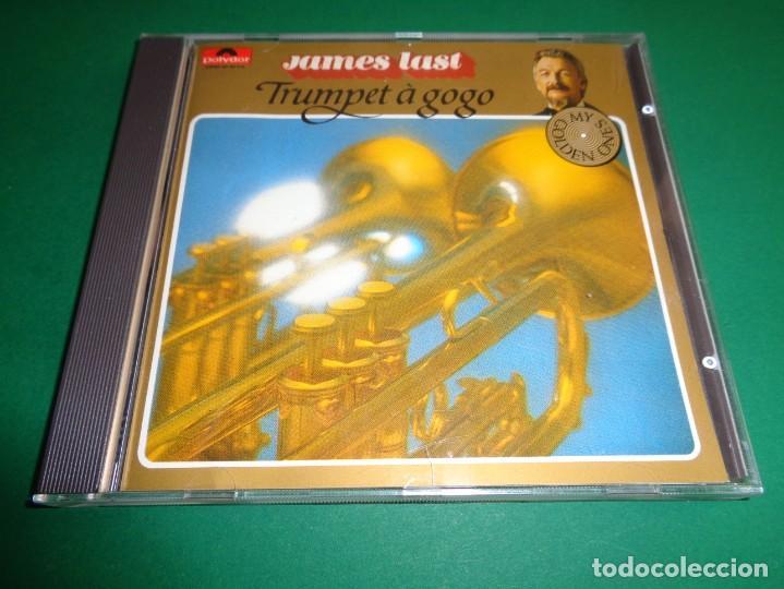 JAMES LAST / TRUMPET A GOGO / POLYDOR / CD (Música - CD's Melódica )