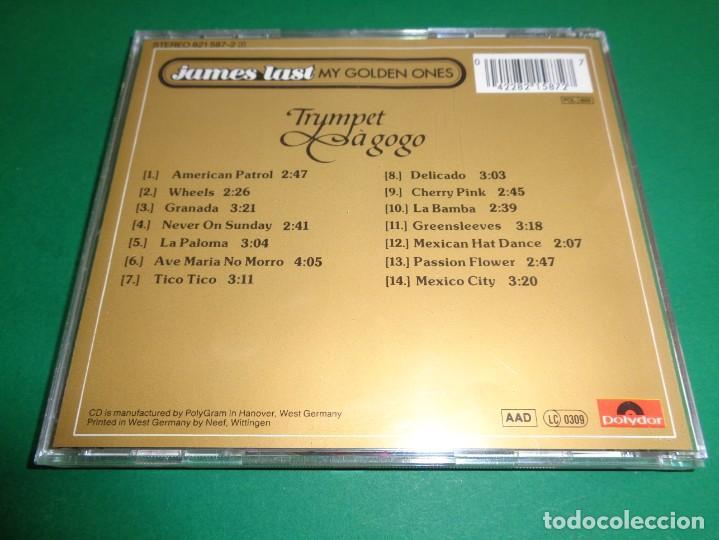 CDs de Música: JAMES LAST / TRUMPET A GOGO / POLYDOR / CD - Foto 2 - 213708980