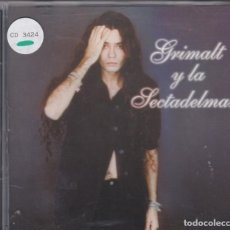 CDs de Música: GRIMALT Y LA SECTADELMAR - SIRENAS Y ROSAS - CD. Lote 213721120