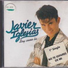 CDs de Música: JAVIER IGLESIAS - SOY COMO TÚ - CD. Lote 213721482