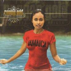 CDs de Música: REGGAE GOLD 2009 - CD + DVD. Lote 213731076