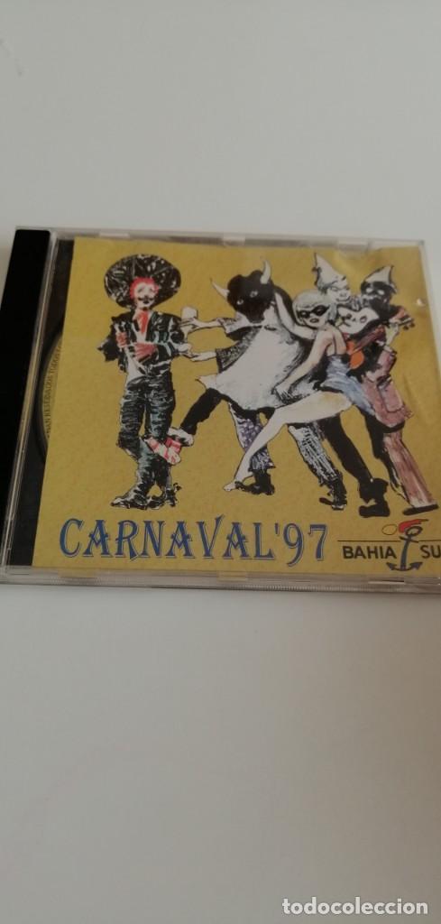 G-22 CD MUSICA CARNAVAL 97 BAHIA SUR CARNAVAL DE CADIZ (Música - CD's Otros Estilos)