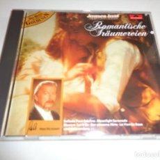 CDs de Música: JAMES LAST / ROMANTISCHE TRAUMEREIEN / POLYDOR / CD. Lote 213781228