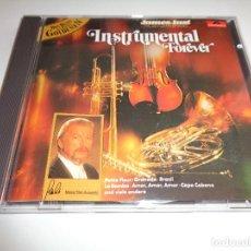 CDs de Música: JAMES LAST / INSTRUMENTAL FOREVER / POLYDOR / CD. Lote 213781541