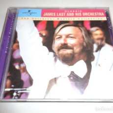 CDs de Música: JAMES LAST AND HIS ORCHESTRA / THE UNIVERSAL MASTERS COLLECTION / CD. Lote 213781965