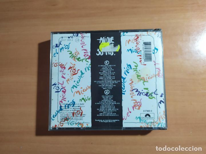 CDs de Música: 22-00035 -MIGUEL RIOS - asi que pasen 30 años - Foto 2 - 213782770
