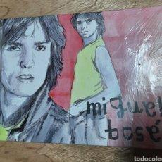CDs de Música: MIGUEL BOSE - MIGUEL BOSE. CD CON LIBRETO. EL PAIS. SIN ABRIR. Lote 213793881