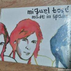 CDs de Música: MIGUEL BOSE - MADE IN SPAIN. CD CON LIBRETO. EL PAIS. SIN ABRIR. Lote 213796871