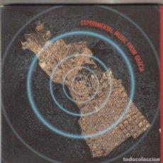 CDs de Música: EXPERIMENTAL MUSIC FROM GRÀCIA CD GRINGOS MACROMASSA PASCAL COMELADE ORIOL PERUCHO SUPERELVIS. Lote 213805845