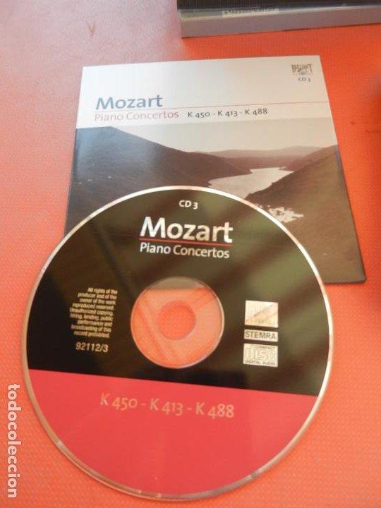 CDs de Música: MOZART - PIANO CONCERTO - DEREK HAN - PHILARMONIC ORCHESTRA, PAUL FREEMAN - 11 CD - BRILLIANT - Foto 6 - 213810111