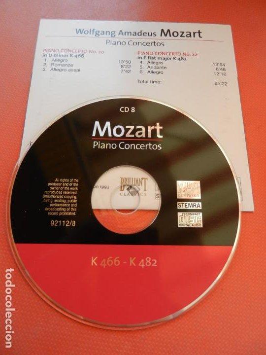 CDs de Música: MOZART - PIANO CONCERTO - DEREK HAN - PHILARMONIC ORCHESTRA, PAUL FREEMAN - 11 CD - BRILLIANT - Foto 11 - 213810111