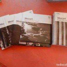 CDs de Música: MOZART - PIANO CONCERTO - DEREK HAN - PHILARMONIC ORCHESTRA, PAUL FREEMAN - 11 CD - BRILLIANT. Lote 213810111
