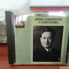 CDs de Música: MIGUEL FLETA. ARIAS, ROMANZAS Y CANCIONES. CD. Lote 213866202
