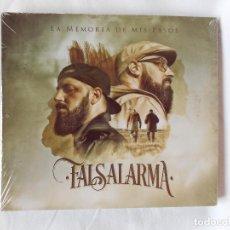 CDs de Música: FALSALARMA - LA MEMORIA DE MIS PASOS - CD DIGIPAK - NUEVO PRECINTADO. Lote 213867240