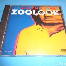 CDs de Música: JEAN MICHEL JARRE / ZOOLOOK / DISQUES DREYFUS / CD. Lote 173120222