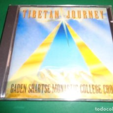 CDs de Música: GUILLERMO CAZENAVE / TIBETAN JOURNEY / ASTRAL RECORDS / CD. Lote 213881630