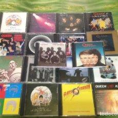 CDs de Música: QUEEN LOTE 19 CDS MUY COMPLETA Y POCO USO. Lote 213882876