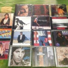 CDs de Música: BRUCE SPRINGSTEEN LOTE 15 CDS. Lote 213883232