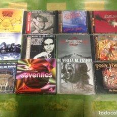 CDs de Música: LOTE 12CDS VARIADOS. Lote 213883338