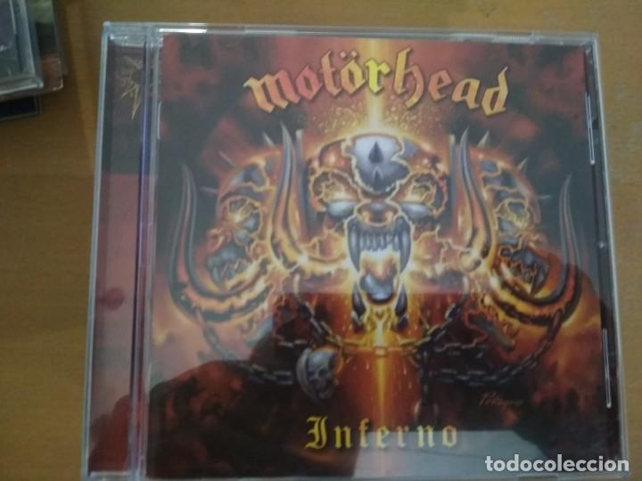 MOTORHEAD INFERNO CD (Música - CD's Heavy Metal)