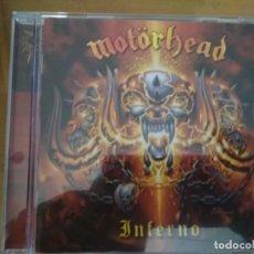 CDs de Música: MOTORHEAD INFERNO CD. Lote 213918217
