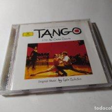CDs de Música: CD - MUSICA - LALO SCHIFRIN – CARLOS SAURAS'S TANGO (ORIGINAL MOTION PICTURE SOUNDTRACK). Lote 213952218